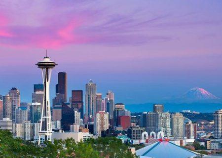 C'est une belle ville, Seattle...