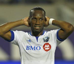 Montreal Impact Didier Drogba