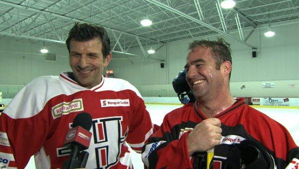 Josi et Weber en finale de la Coupe Stanley — NHL